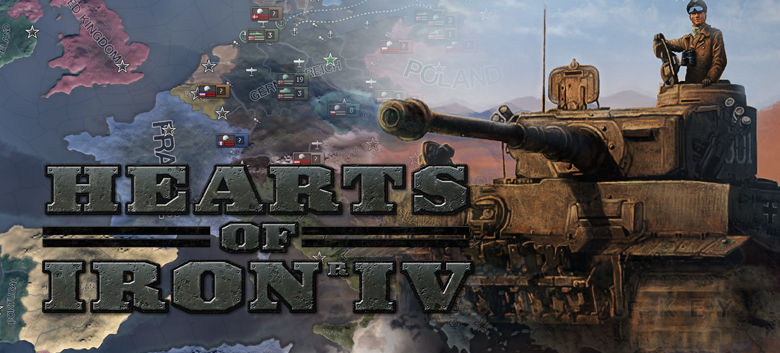 Latest News - Hearts of Iron IV Video Dev Diary Covers Epic